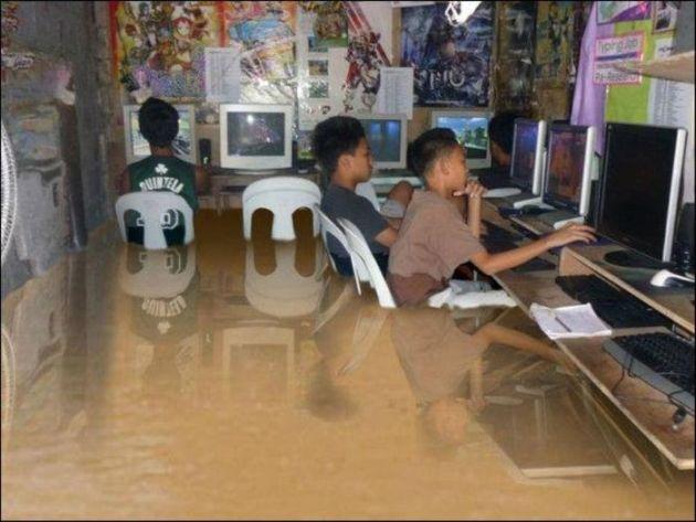 Наводнение на Филиппинах, пострадало почти 2 миллиона человек