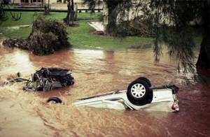 Австралия затоплена