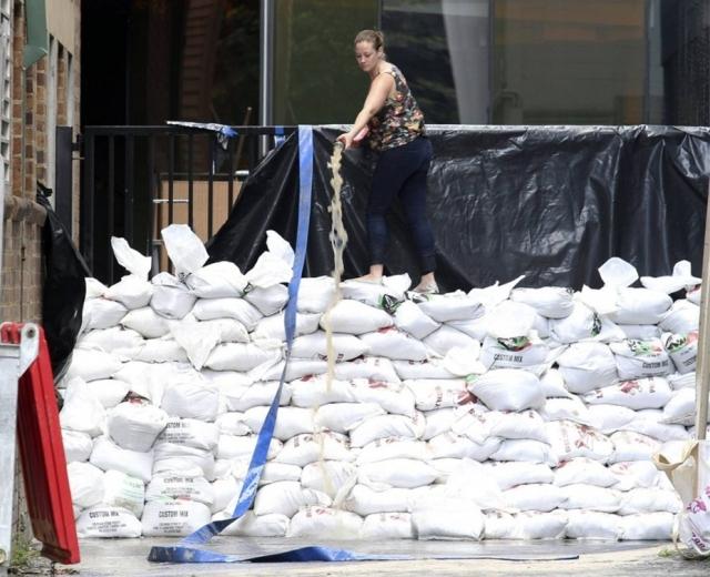 Австралию ждет новое наводнение