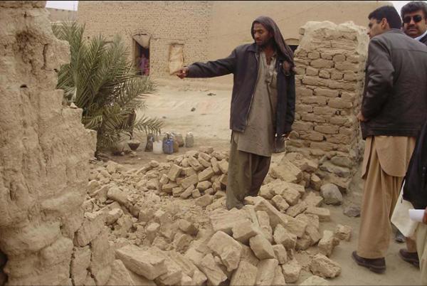 Землетрясение в Пакистане, Карачи