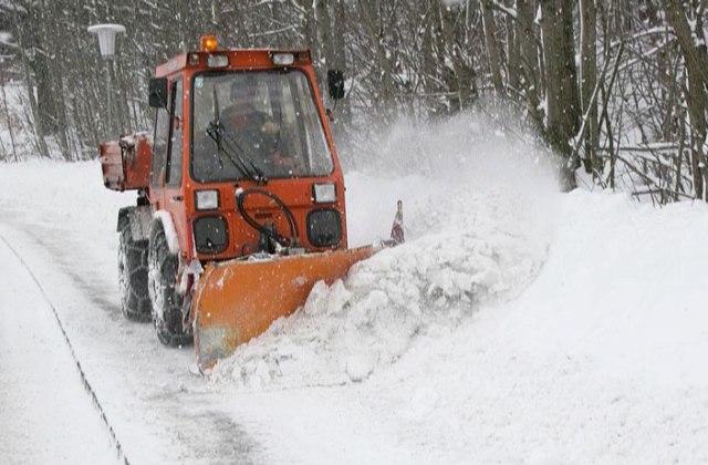 Снега в Москве в полтора раза больше нормы