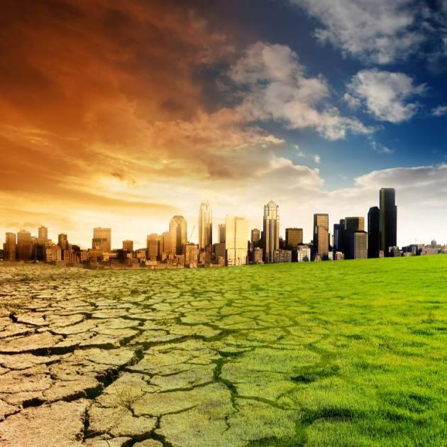 Планета на грани экологической катастрофы