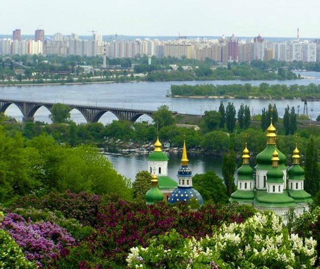 Украина: глобальное потепление и его последствия