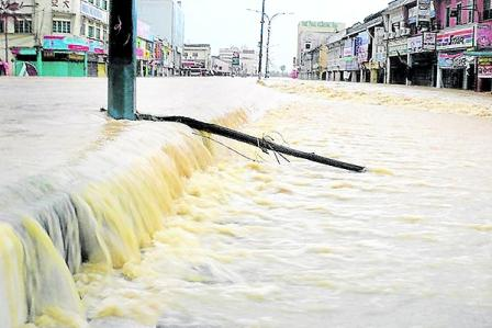 Наводнение и эвакуация на Филиппинах