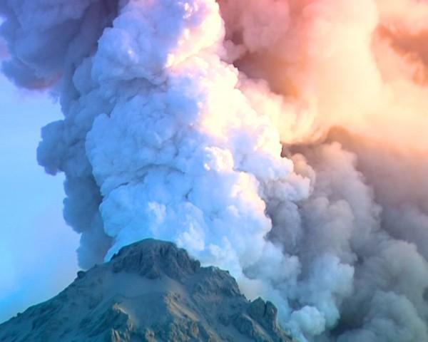 Камчатка: новости о вулкане Кизимен