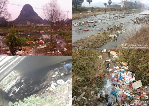 Пресную воду в Китае пить нельзя - реки и озера отравлены