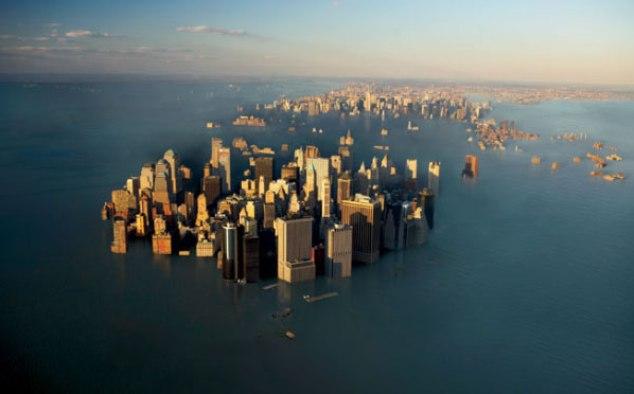 Прогноз: к 2050 году человечество вымрет из-за глобального потепления