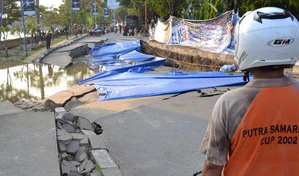 Япония: сейсмический разлом Татикава близ Токио грозит новым землетрясением