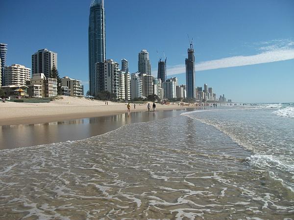 Высота морских волн увеличится у восточных берегов Австралии, а также близ Индонезии и Антарктиды