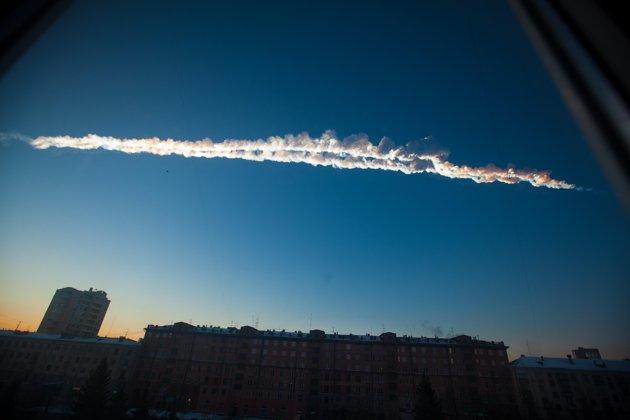 Столкновение метеоритов и астероидов с Землей неизбежно - это вопрос времени