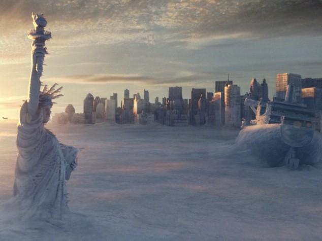 Солнце затухает, Гольфстрим меняет курс: Земля входит в новый ледниковый период