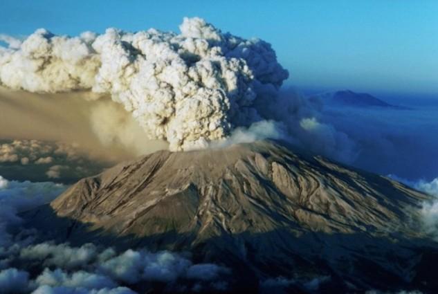 Изменения климата и вулканическая активность