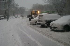 Прогноз: московская зима не закончится и в мае