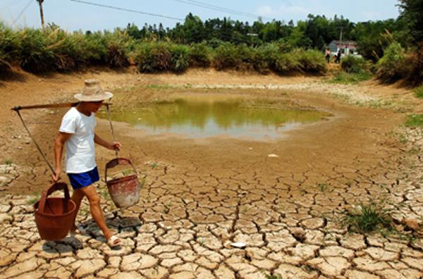 Дефицит пресной воды