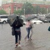 Дождь вновь спровоцировал гигантские пробки в Москве