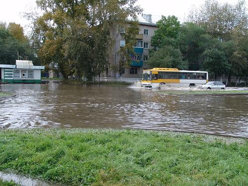 Хабаровск в ожидании пика паводка