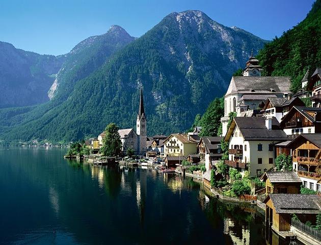 Зальцбург - красивейшее место Австрии