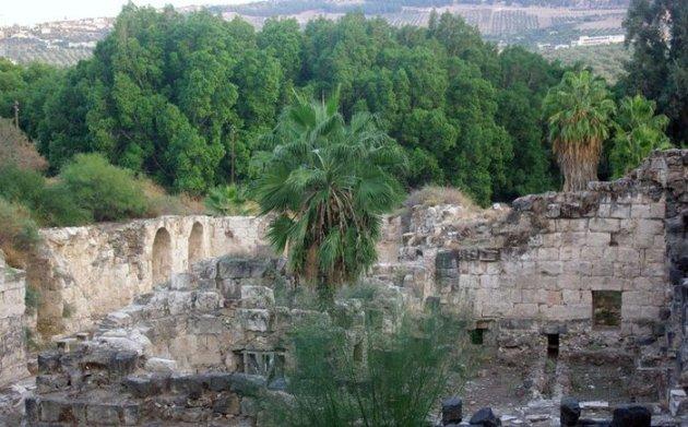 Тверия, крепость