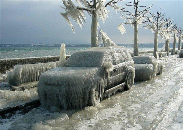 Ученые: начинается новый ледниковый период
