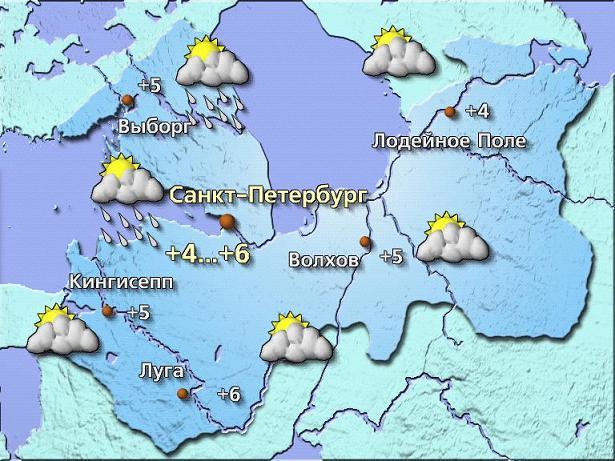 Дожди января: климатические аномалии и температурные рекорды