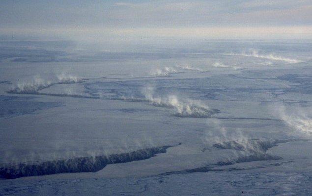 Воздух планеты загрязняется ртутью
