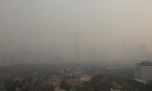 Китай: ядерная зима