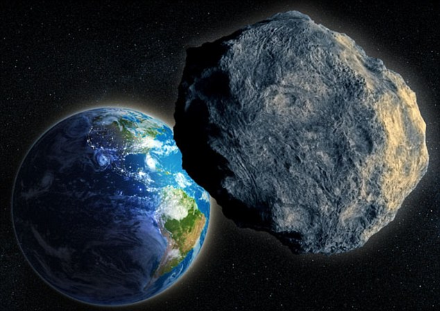 2011 AG5: столкновение астероида с Землей