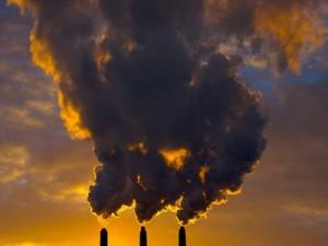 Загрязнение воздуха в Европе