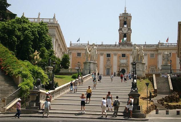 Рим, Капитолий