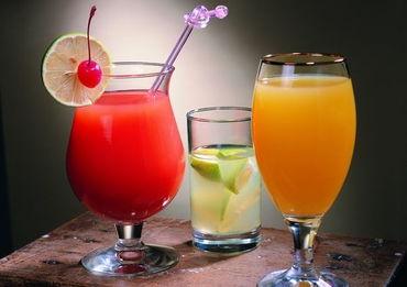Легкие алкогольные коктейли