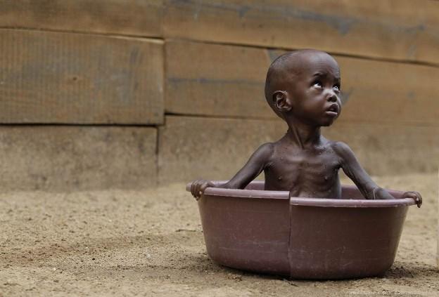 800 млн человек голодают