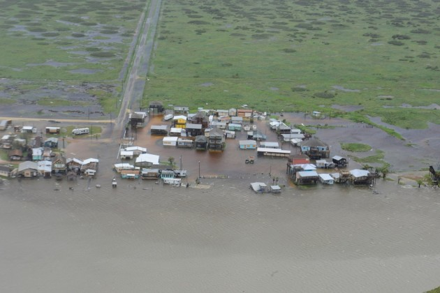 Последствия урагана Харви в США