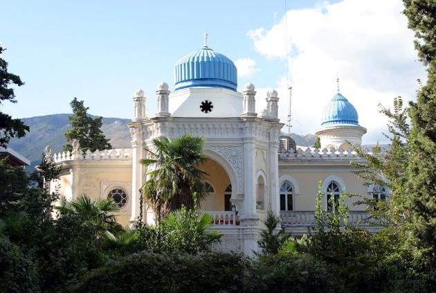 Дворец Бухарского эмира (санаторий «Ялта»)