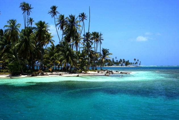 Острова Сан Блас