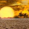 Прогнозирование засухи по солнечной активности