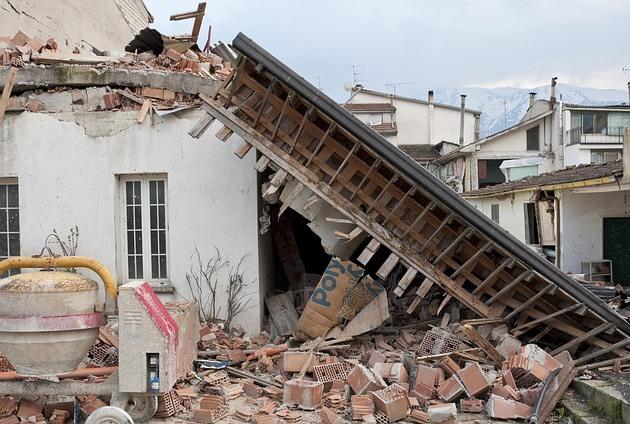 Землетрясение, последствия