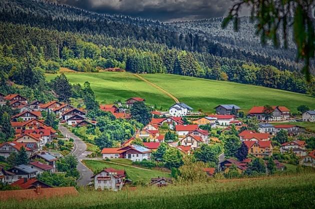 Какой климат был характерен для Германии