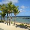 Пляжный рай Маврикий