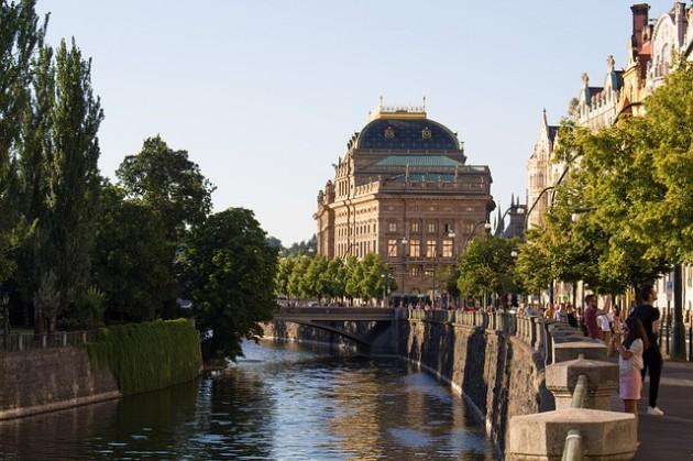 Осень – лучшее время, чтобы съездить в Чехию