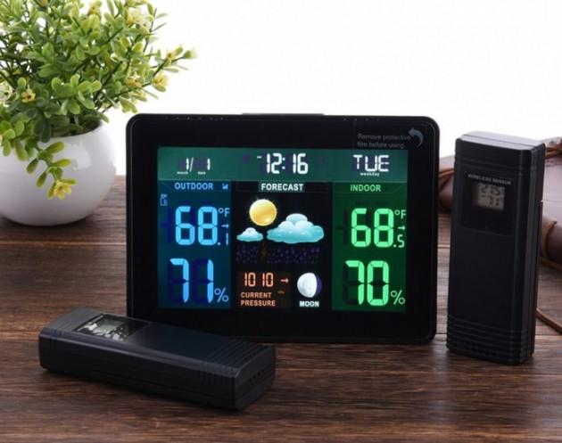 Домашняя метеостанция: полезный прибор для дома